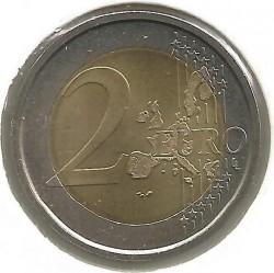 Mynt > 2euro, 2002-2005 - Vatikanstaten  - reverse