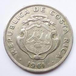 Moneta > 2kolonai, 1961 - Kosta Rika  - obverse