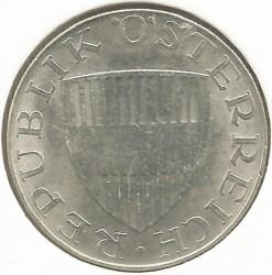 Coin > 10schilling, 1973 - Austria  - obverse