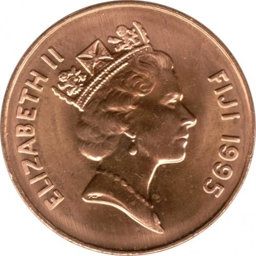Coin  2005 Fiji Obverse