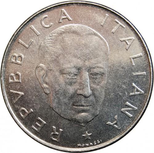 Italy 100 Lire Coin Guglielmo Marconi Cufflink