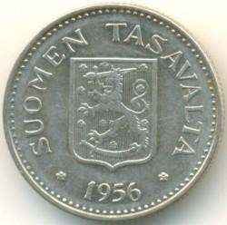 Münze > 200Mark, 1956 - Finnland  - obverse