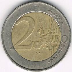Monēta > 2eiro, 1999-2006 - Beļģija  - obverse