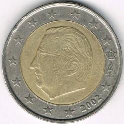 Monēta > 2eiro, 1999-2006 - Beļģija  - reverse