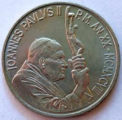 Minca > 100lire, 1998 - Vatikán  - obverse