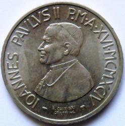 Minca > 100lire, 1994 - Vatikán  - obverse