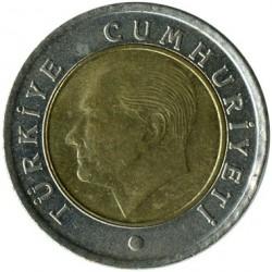 Pièce > 50kuruş, 2009-2018 - Turquie  - obverse
