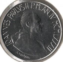 Mynt > 100lire, 1982 - Vatikanstaten  (Family Unit) - obverse
