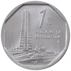 Moneta > 1centavo, 2000-2015 - Kuba  - reverse