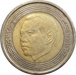 Coin > 5dirham, 2002 - Morocco  - reverse