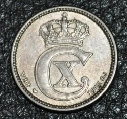 Moneta > 10ore, 1914-1919 - Dania  - obverse