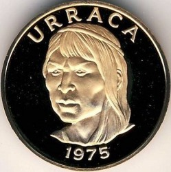 Монета > 1сентесимо, 1975-1982 - Панама  - reverse