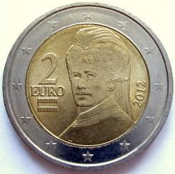 Moneta > 2euro, 2008-2019 - Austria  - obverse