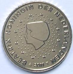 Moeda > 50eurocent, 2007-2013 - Holanda  - obverse