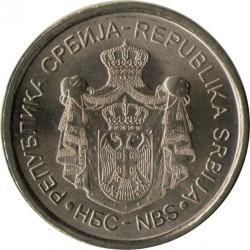 Νόμισμα > 20Δηνάρια, 2012 - Σερβία  (Mihajlo Pupin) - obverse