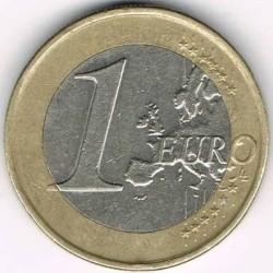 錢幣 > 1歐元, 2007-2017 - 希臘  - reverse