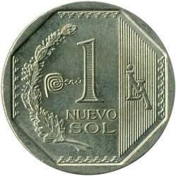 Кованица > 1новисол, 2012-2015 - Перу  - reverse