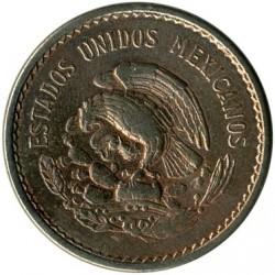 Münze > 10Centavos, 1936-1946 - Mexiko  - obverse