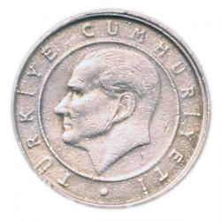 Кованица > 50.000лира, 2001-2004 - Турска  - obverse