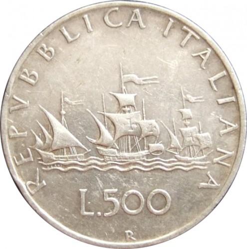 500 Lire 1958 2001 Silver Italien Münzen Wert Ucoinnet