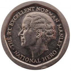 Coin > 5dollars, 1996 - Jamaica  - reverse