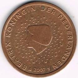 Νόμισμα > 5eurocent, 1999-2013 - Ολλανδία  - obverse