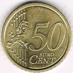 Minca > 50eurocentov, 2008-2013 - Vatikán  - reverse