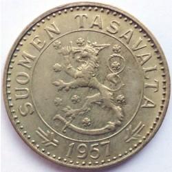 Münze > 20Mark, 1957 - Finnland  - obverse