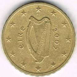 Münze > 10Eurocent, 2007-2019 - Irland   - obverse
