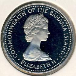 Münze > 5Cent, 1971-1973 - Bahamas  - obverse