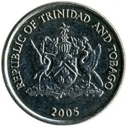 Mynt > 10cents, 1976-2017 - Trinidad og Tobago  - reverse