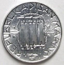 Moneda > 1lira, 1985 - San Marino  (Lucha contra las drogas) - obverse