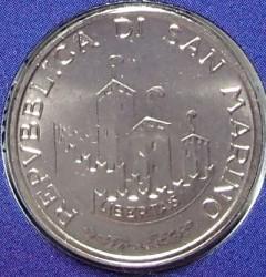 Moneda > 100lire, 1993 - San Marino  - obverse