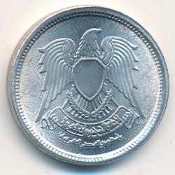 Монета > 5мілімів, 1972 - Єгипет  - obverse