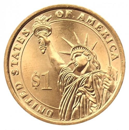 william henry harrison coin 1841