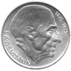 Moneta > 50corone, 1975 - Cecoslovacchia  (100° anniversario - Nascita di  Stanislav Kostka Neumann) - reverse