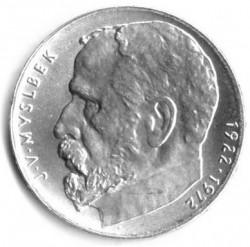 Moneta > 50corone, 1972 - Cecoslovacchia  (50° anniversario - Morte di Josef Václav Myslbek ) - reverse