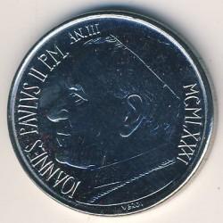 Minca > 50lire, 1981 - Vatikán  - obverse