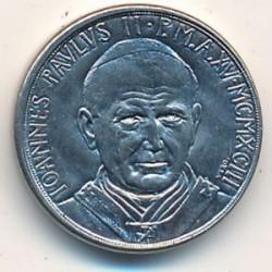 Mynt > 50lire, 1993 - Vatikanstaten  - obverse