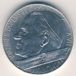 Mynt > 10lire, 1985 - Vatikanstaten  - obverse