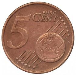 Coin > 5cents, 2002-2017 - Austria  - reverse