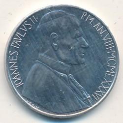 Mynt > 10lire, 1986 - Vatikanstaten  - obverse