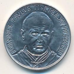 Mynt > 10lire, 1993 - Vatikanstaten  - obverse