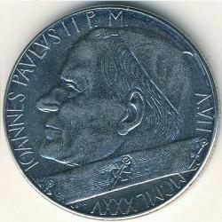 Mynt > 100lire, 1985 - Vatikanstaten  - obverse