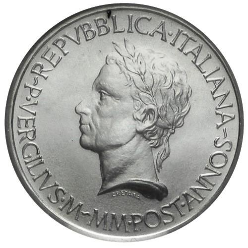 500 Lire 1981 Virgil Italien Münzen Wert Ucoinnet