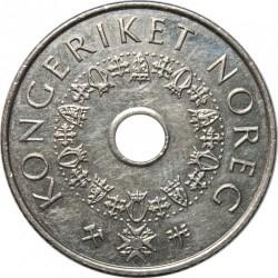 Монета > 5крон, 1998-2017 - Норвегія  - obverse