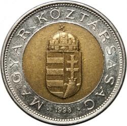 100 Forint 1998 Ungarn Münzen Wert Ucoinnet