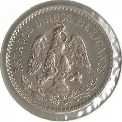 Νόμισμα > 50Σεντάβος, 1935 - Μεξικό  - obverse