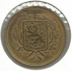 Münze > 10Mark, 1929 - Finnland  - obverse