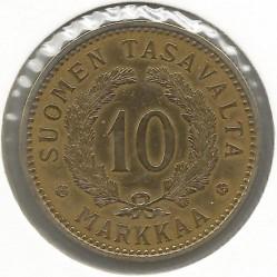 Münze > 10Mark, 1929 - Finnland  - reverse